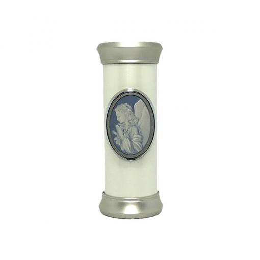 完全防水のミニ骨壷|soreaシリーズ|ソレア02|Mサイズ(アルミニウム製)